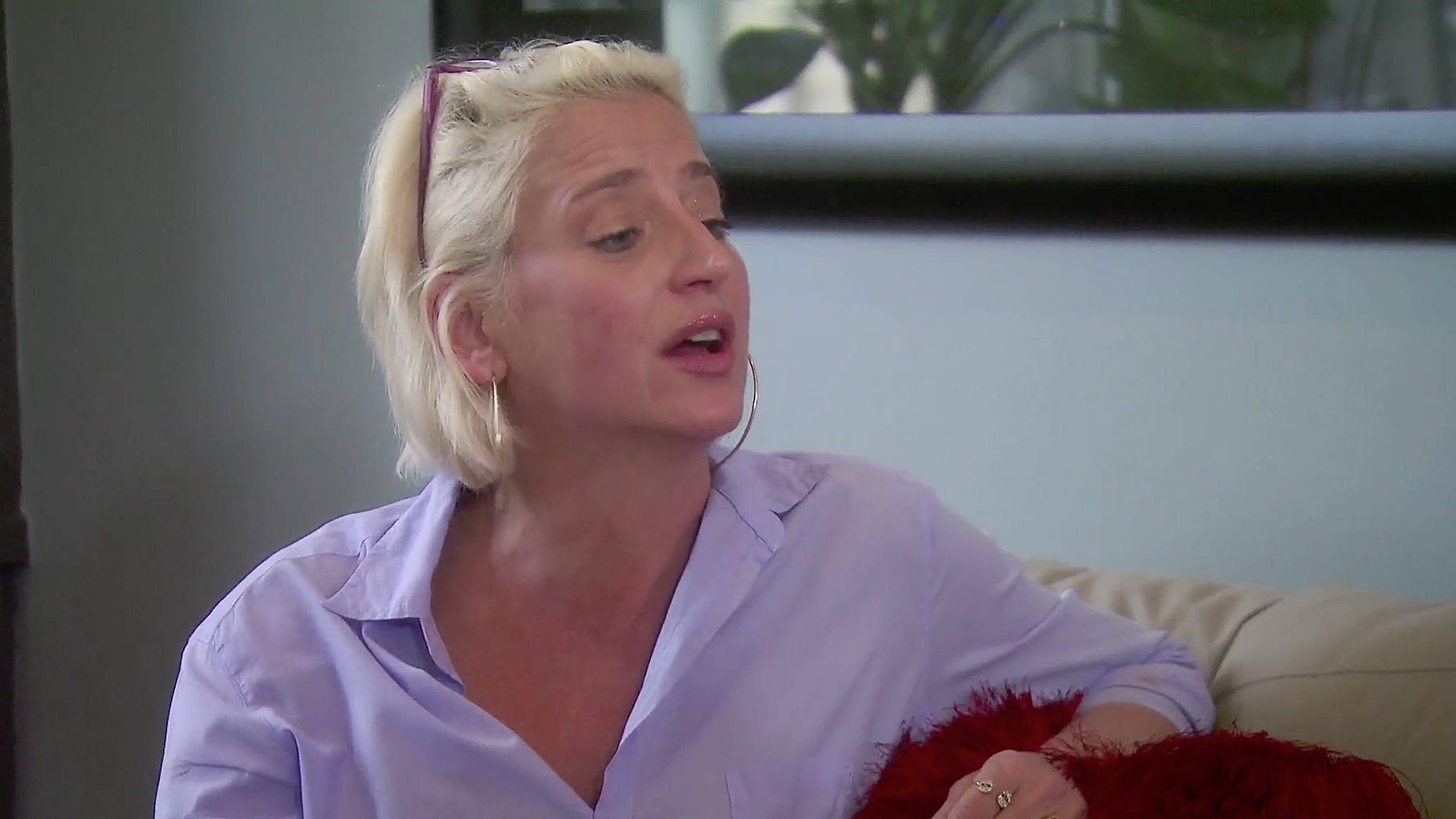 RHONY's Dorinda Medley Defends Her Relationship With Luann de Lesseps After Family Lawsuit Drama: Watch