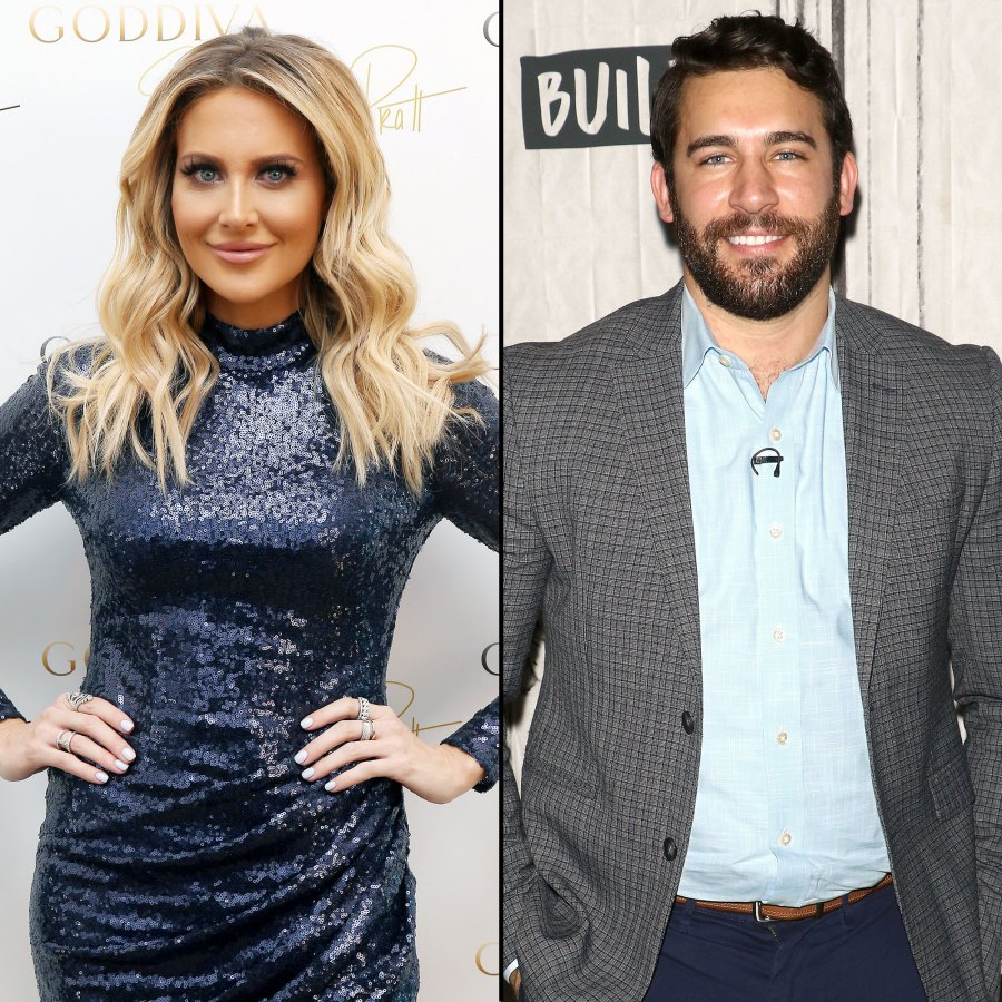 Reality Stars Who Dated From Other Shows Stephanie Pratt and Derek Peth