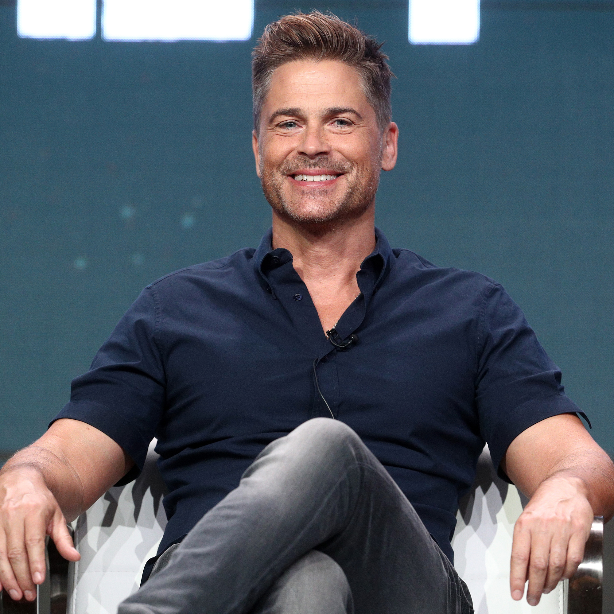 Rob Lowe Jokes Turning Down McDreamy Role: It 'Probably Cost Me $70 Million' - Rob Lowe.