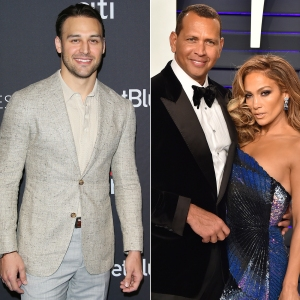 Ryan Guzman on J.Lo and Alex Rodriguez's Engagement: 'That's a Power Couple Right There'
