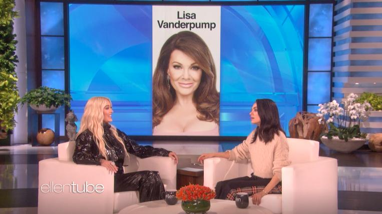 Mila Kunis Slams Lisa Vanderpump, Wants to Attend 'RHOBH' Reunion - Erika Jayne and Mila Kunis