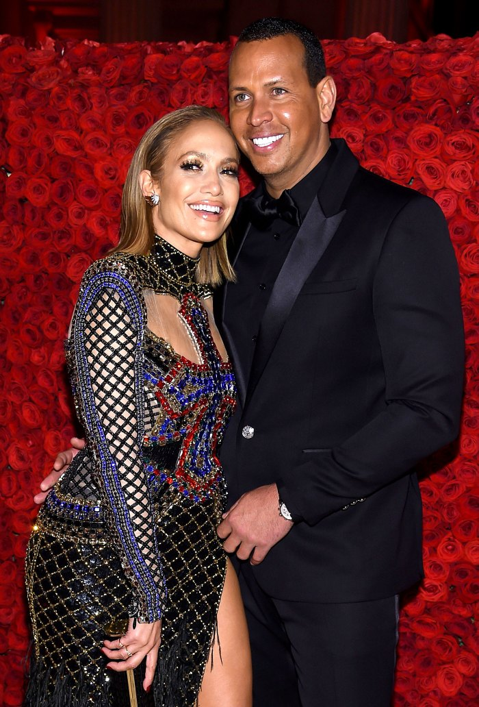 See the Moment A-Rod Proposed to J. Lo on Bended Knee