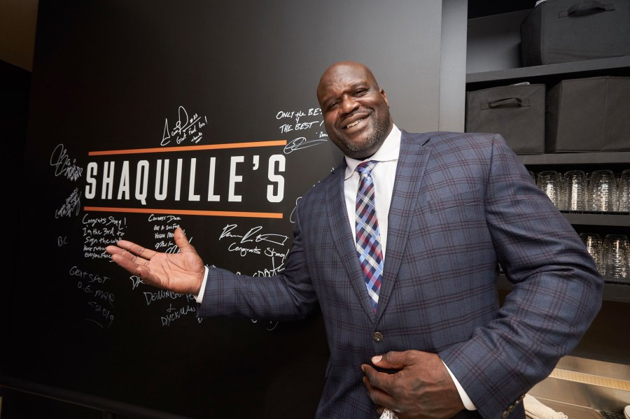 Shaq Talks Coparenting With Ex-Wife Shaunie O'Neille: 'It's a Man's Job to Protect and Provide'