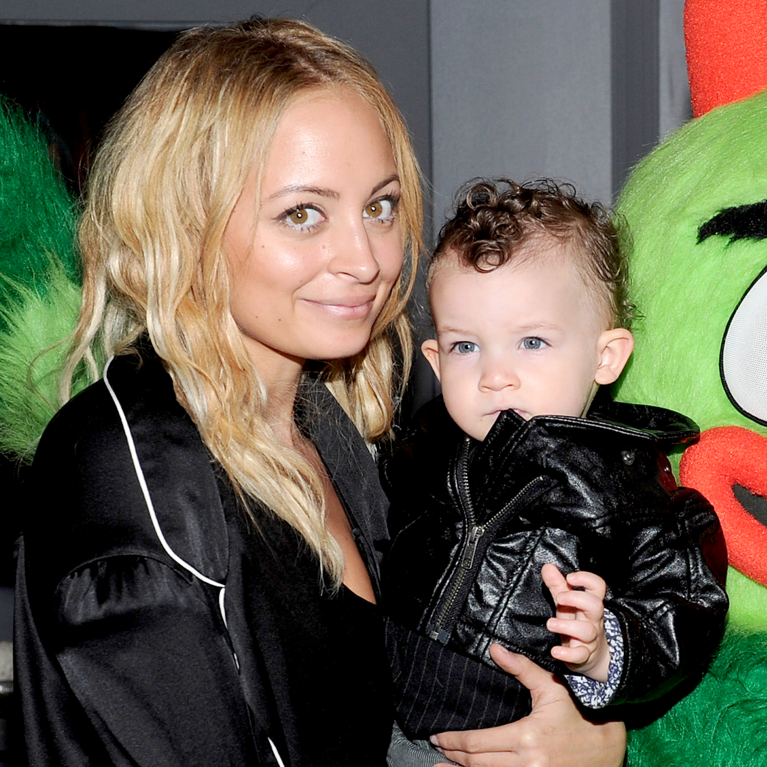 Sparrow-Madden-Nicole-Richie - After naming their daughter Harlow Winter Kate when she arrived in 2009, Nicole Richie and Joel Madden chose Sparrow James Midnight for their son's moniker one year later.