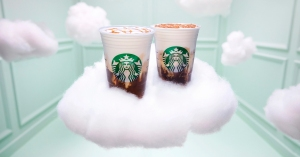 Starbucks Releases New Cloud Macchiato, and Ariana Grande Knew About It Before Everyone Else