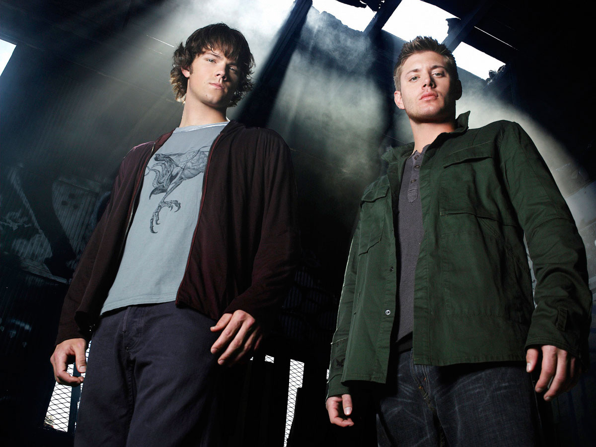 Supernatural' Will End After Season 15 - Jared Padalecki as Sam and Jensen Ackles as Dean star in 'Supernatural.'