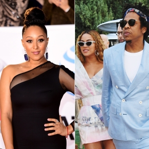 Tamera Mowry Addresses Backlash From Beyonce Fans After She Shared Story About Jay-Z Interaction