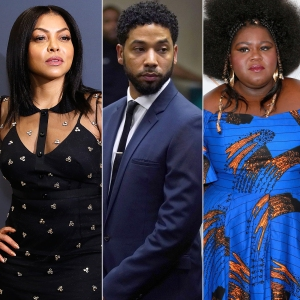Taraji P. Henson, Gabourey Sidibe More Stars React to Jussie Smollet's Charges Being Dropped