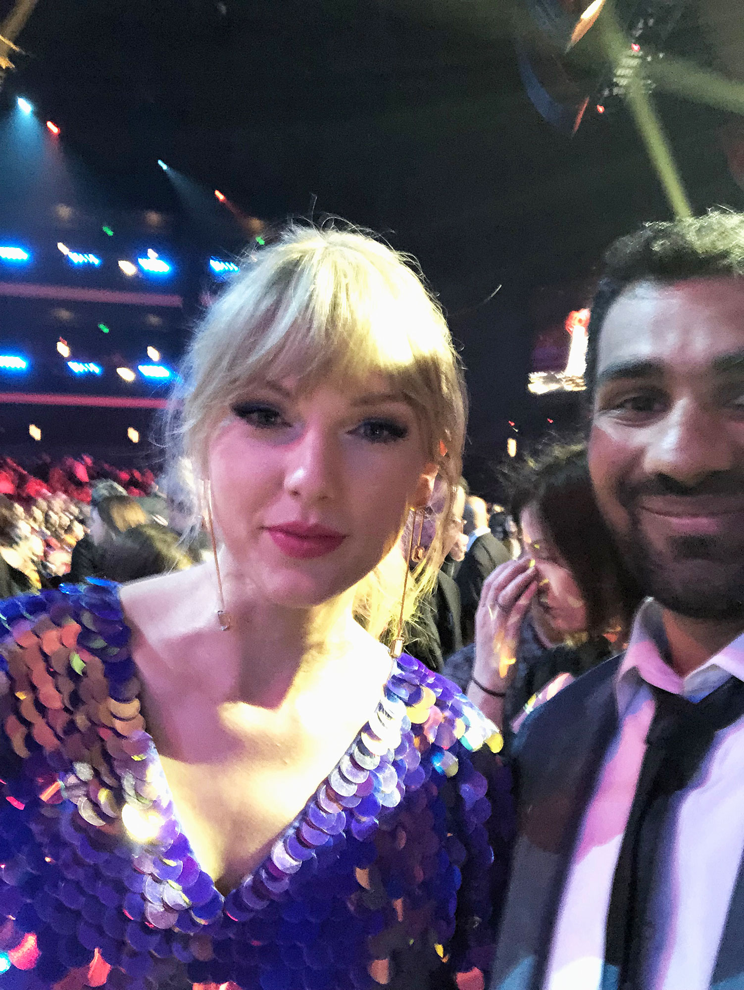 Taylor Swift Nitish Kannan