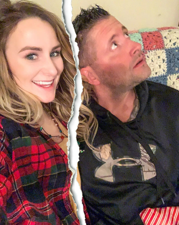 Leah Messer Splits From BF Jason - Split Gallery