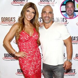 Teresa Giudice Brother Joe Gorga Mess Husband Joe Giudice Deportation Looms