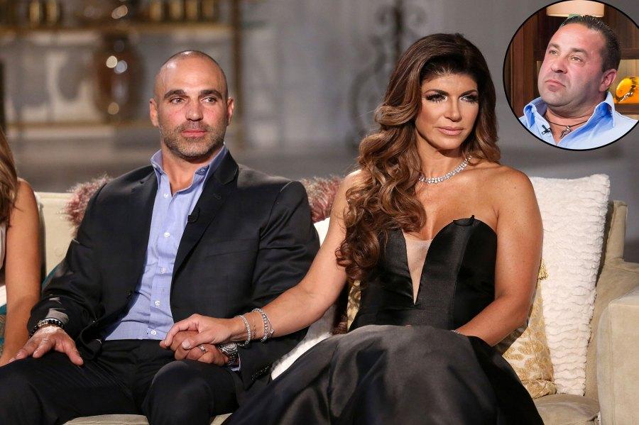 Teresa Giudice's Brother Joe Gorga Says She 'Has to Be Prepared' to Divorce Joe Giudice