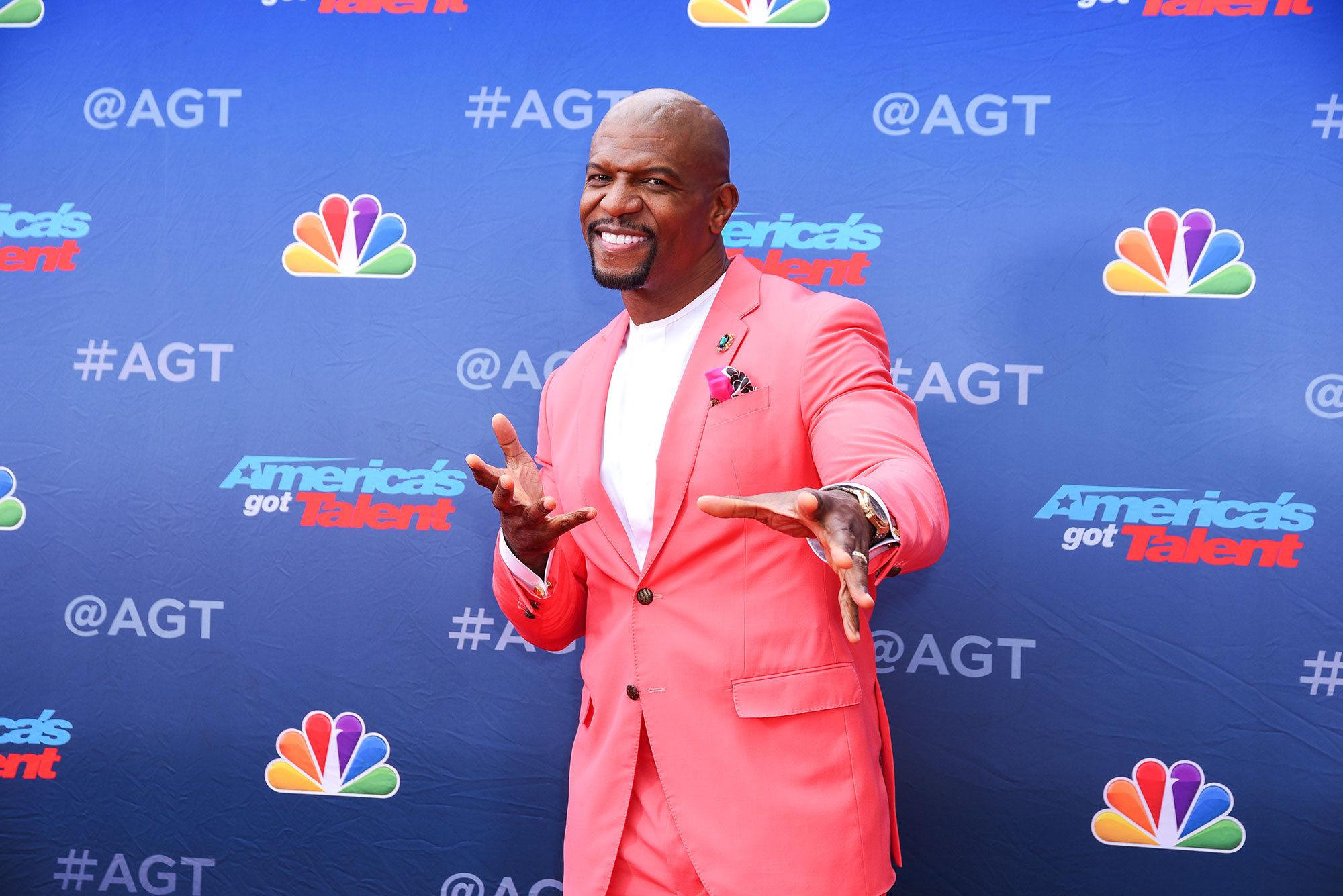 "Terry Crews Is Still Holding Out Hope for 'White Chicks 2': 'That Movie's Going to Happen' - Terry Crews attends NBC's ""America's Got Talent"" Season 14 Kick-Off at Pasadena Civic Auditorium on March 11, 2019 in Pasadena, California."