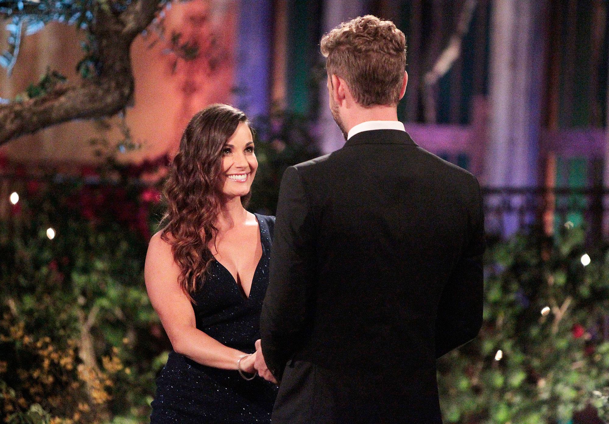 The Bachelor Liz Sandoz