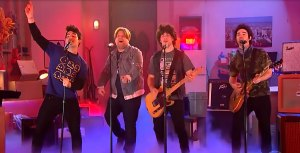 The Jonas Brothers Sing 2019 Parody of Their Song 'Year 3000'