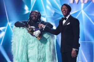 'The Masked Singer' Winner T-Pain Reveals Why He Chose the Monster Costume