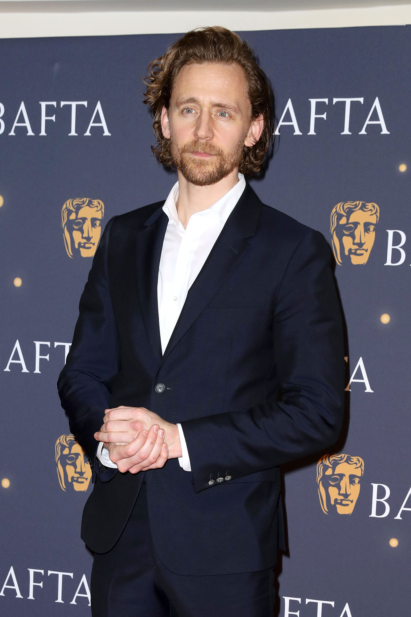 Tom Hiddleston Gets Dragged for Appearing in Women's Vitamin Ad - Tom Hiddleston attends the BAFTA Film Gala at the The Savoy Hotel, ahead of the EE British Academy Film Awards this Sunday, on February 08, 2019 in London, England.