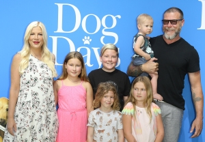Tori Spelling Is Slammed on Social Media for Promoting Muffins as a Healthy Snack for Her Kids: 'Um No'