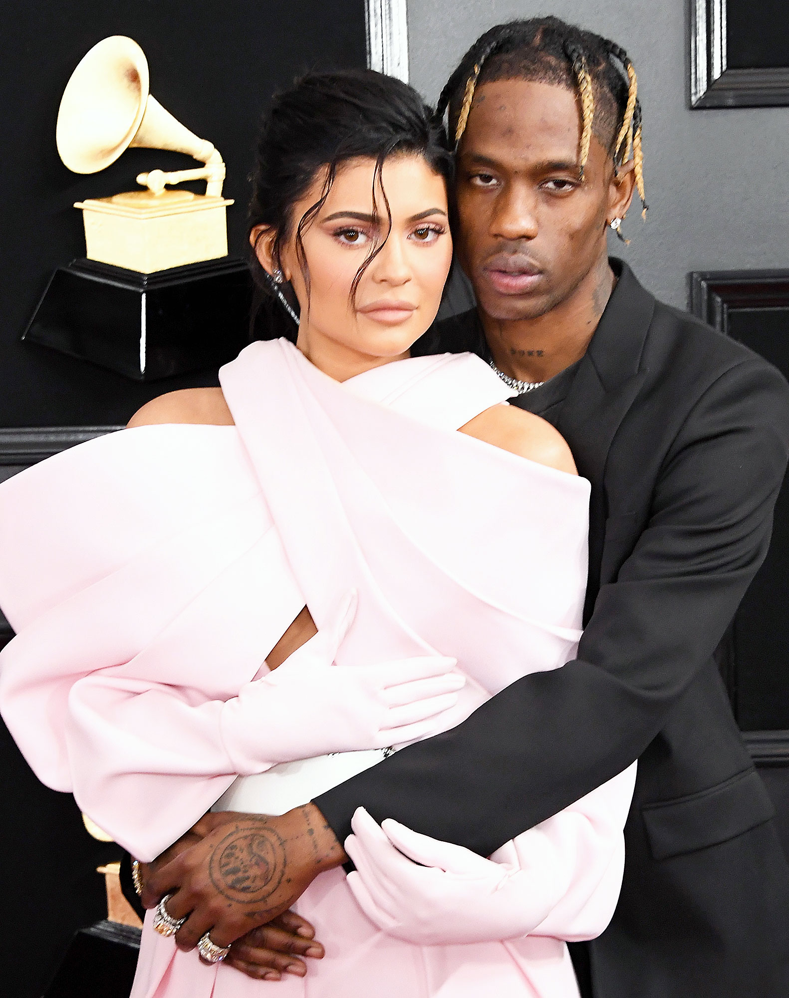 Travis Scott Shoots Down Cheating Report Kylie Jenner