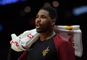 Tristan Thompson Is Booed During Basketball Game in Los Angeles Following Khloe Kardashian Split