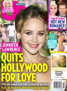 How Jennifer Lawrence Finally Found Love With Cooke Maroney