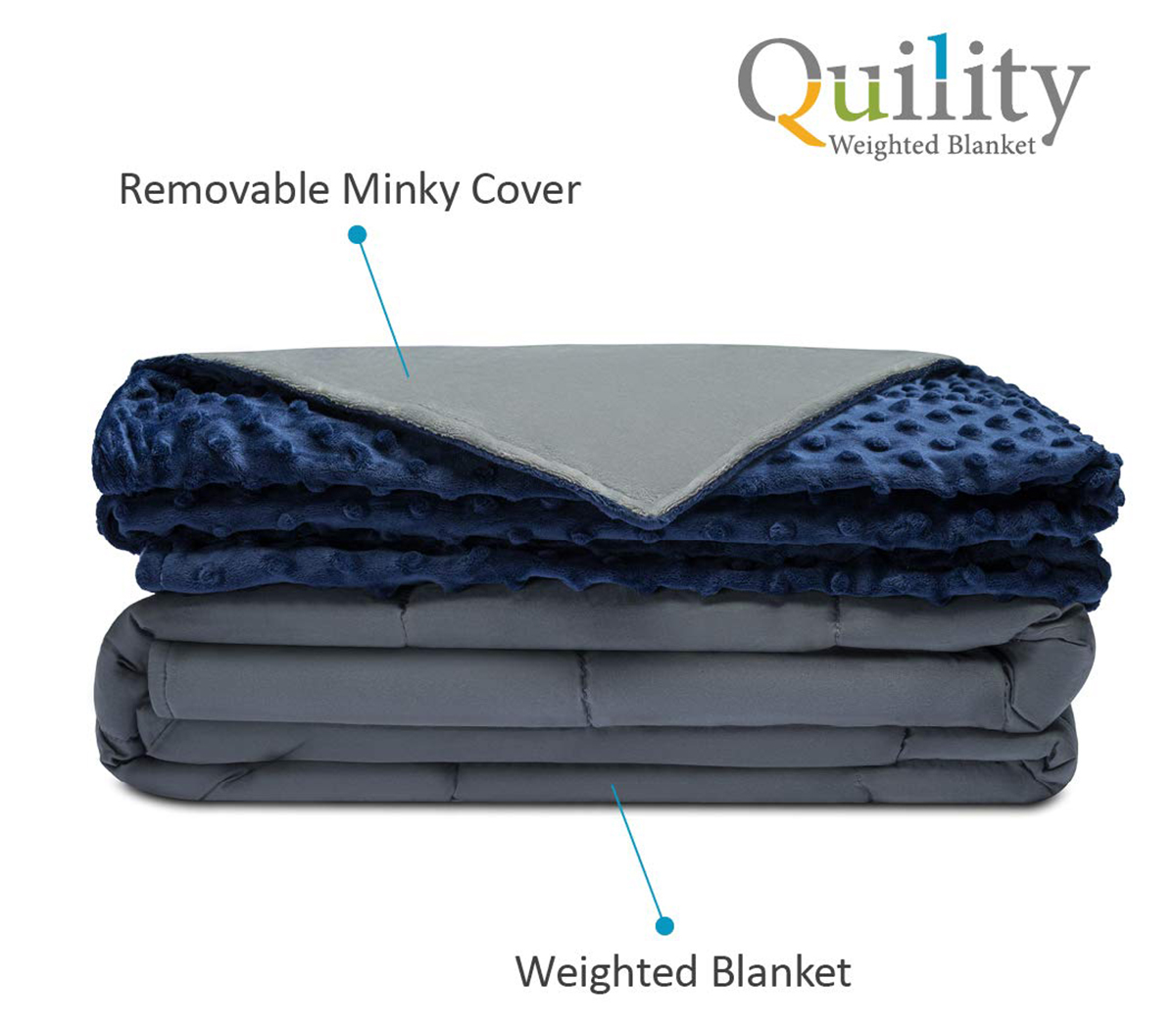 Weighted Blanket Blue