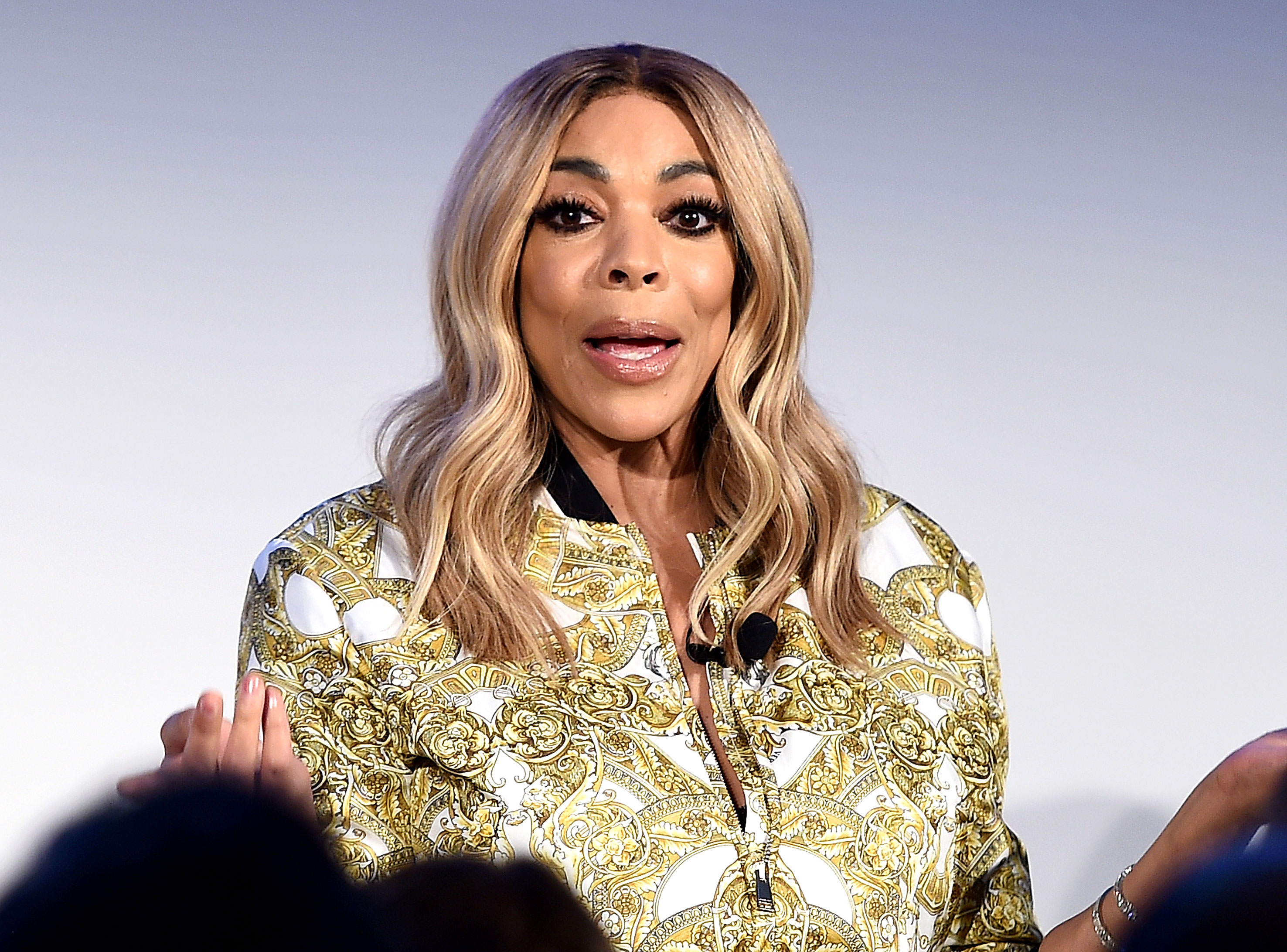 Wendy William's Sobriety Is a 'Work in Progress' - Wendy Williams speaks onstage at Vulture Festival Presented By AT&T: ASK WENDY WILLIAMS at Milk Studios on May 19, 2018 in New York City.