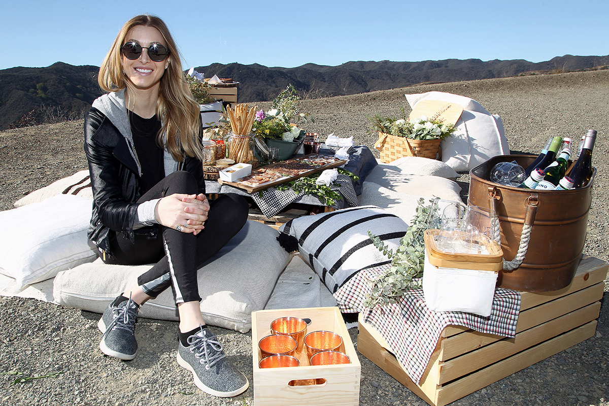 Whitney Port Allbirds