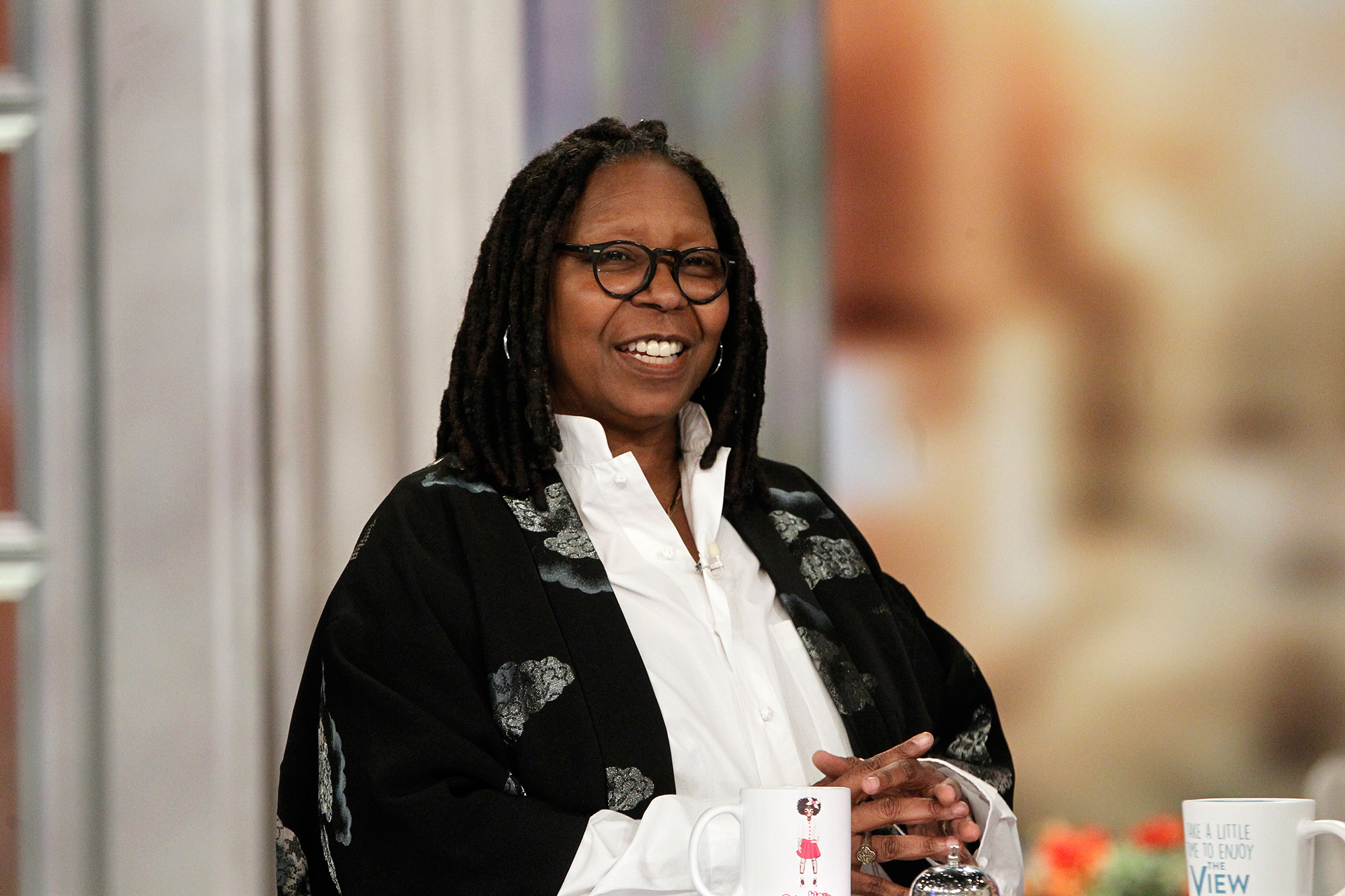 Whoopi Goldberg Speaks Out About Her 1-Month Absence From 'The View' Amid Pneumonia Bout