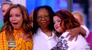 Whoopi Goldberg Surprises 'View' Audience After Absence Due to Pneumonia