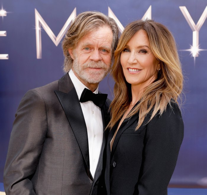William H. Macy Had Consultation About College Admissions Scam Before Wife Felicity Huffman's Arrest
