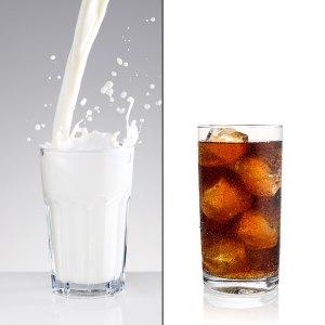 Would You Drink 'Milk Coke?' Social Media Is Split on New Drink Craze