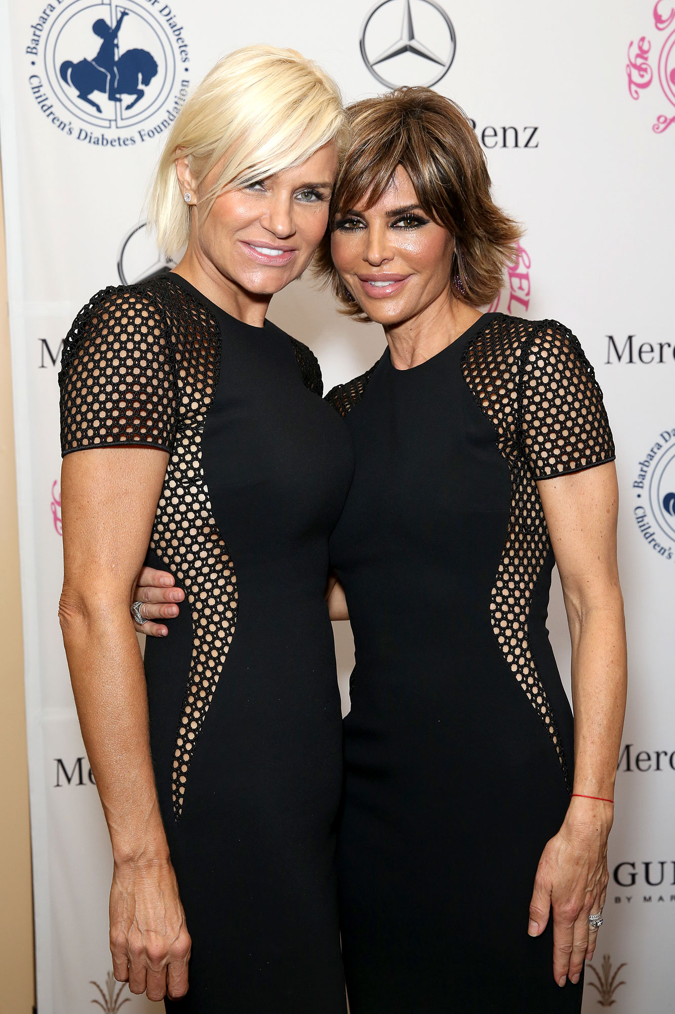 """Lisa Rinna's Most Savage Comebacks - Rinna found herself in the middle of another kerfuffle when Hadid claimed she accused Kyle and Vanderpump of questioning Bella and Anwar Hadid 's Lyme disease diagnoses. The former talk show host tweeted that she """"just pulled myself out"""" from under the bus after the February 2016 episode aired."""