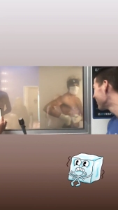 Zac Efron Dances Shirtless in -220 Degree Cryotherapy Chamber