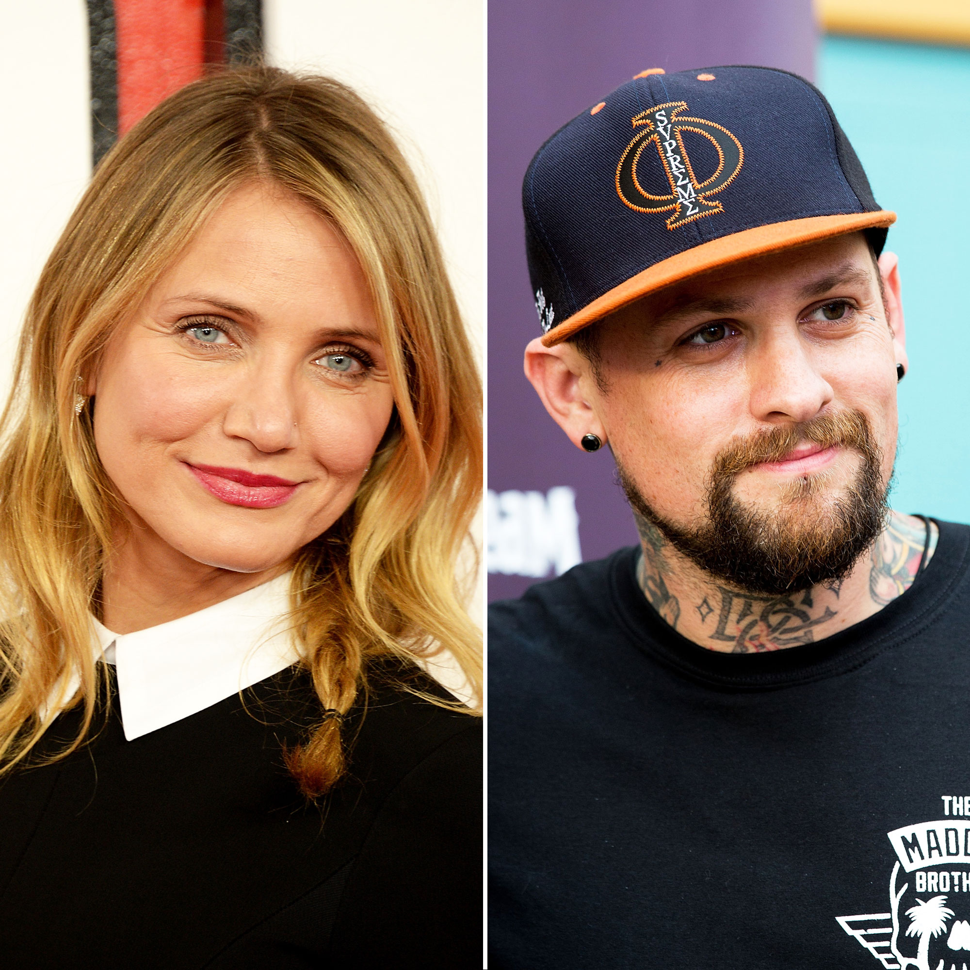 A Timeline of Cameron Diaz and Benji Madden's Private Relationship - Us Weekly broke the news in May 2014 that Diaz and Madden were dating . A source revealed at the time that the musician's sister-in-law Nicole Richie introduced the pair, which she confirmed on Watch What Happens Live With Andy Cohen in July 2014.