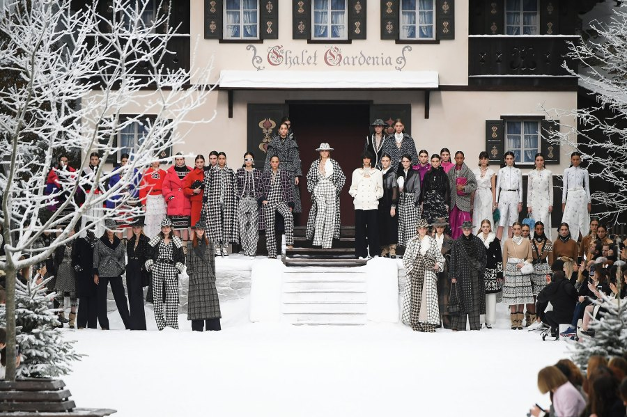 Karl Lagerfeld's Final Runway Was a Star-Studded Tribute to the Late Designer