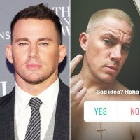 Channing Tatum's Eminem Hair, Plus Other Star Hair Changes in 2019