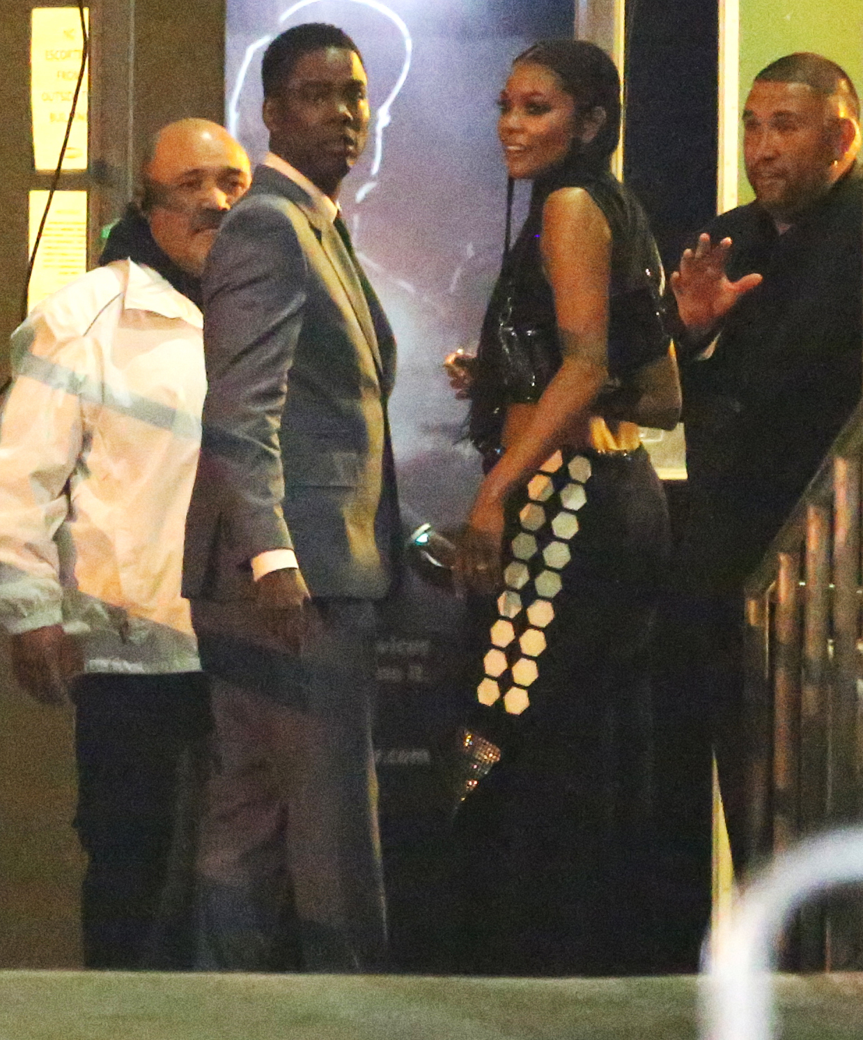 chris-rock-gabrielle-union-diana-ross-birthday - Chris Rock, Gabrielle Union, Stevie Wonder and DJ Khaled also attended the bash.