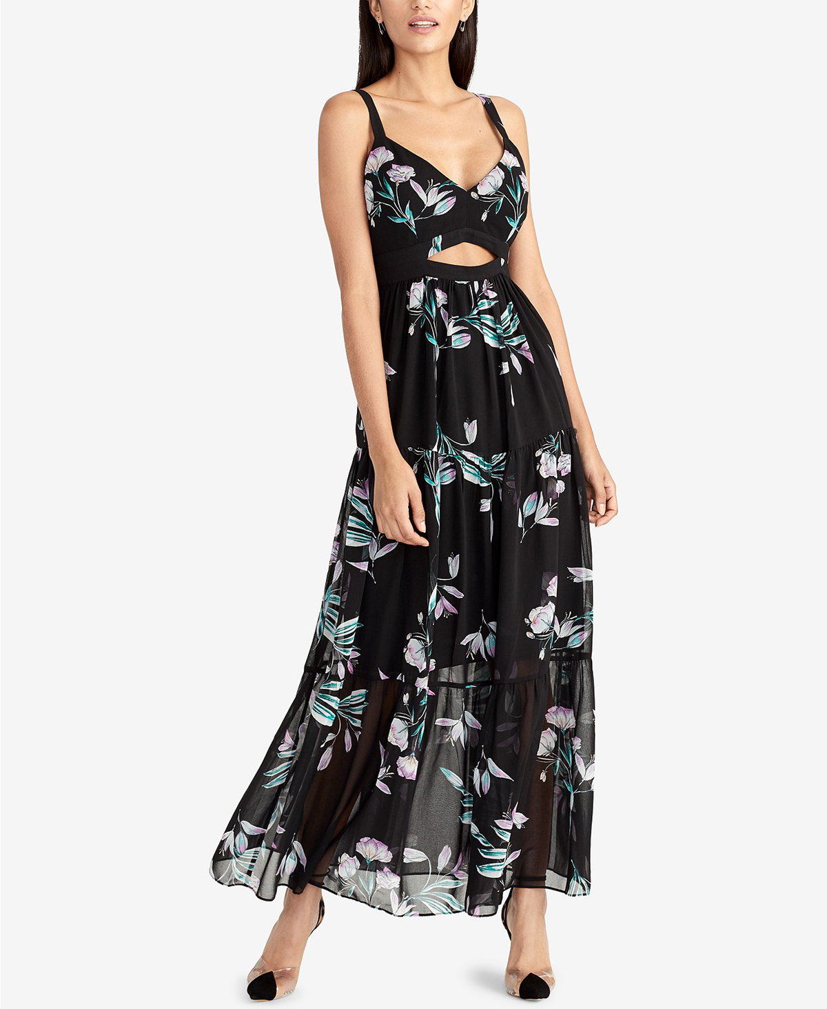 d1cb269bf4b0b These 5 Rachel Roy Dresses Prove Florals for Spring Are Groundbreaking