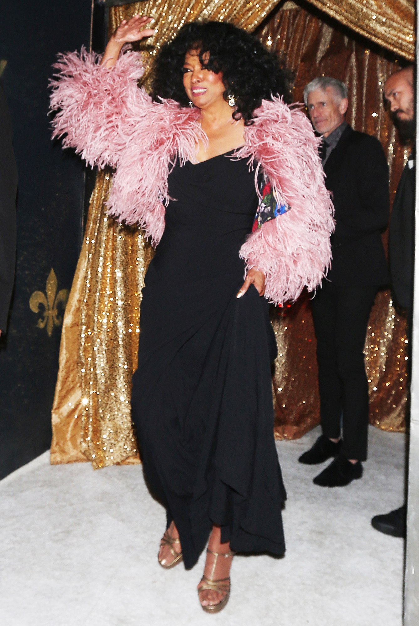 """diana-ross-birthday-bash - Diana kicked off her birthday celebration by finding out that March 26th is officially """"Diana Ross Day"""" in Los Angeles."""