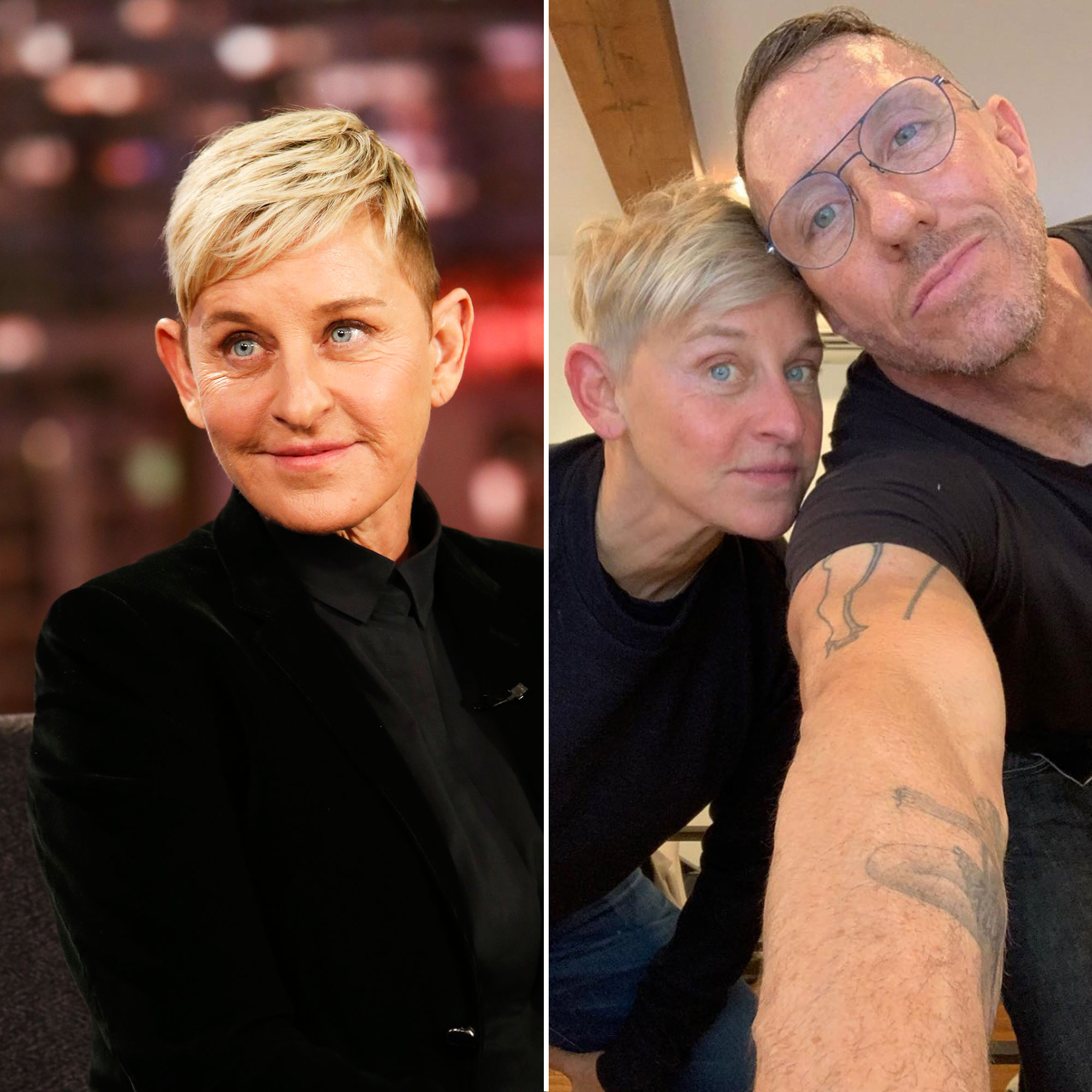 Ellen DeGeneres and More Stars Have Debuted Fresh New Hairstyles - Superstar hairstylist Chris McMillan gave the talk show host a cool undercut on March 20 for a fresh new take on her usual style.