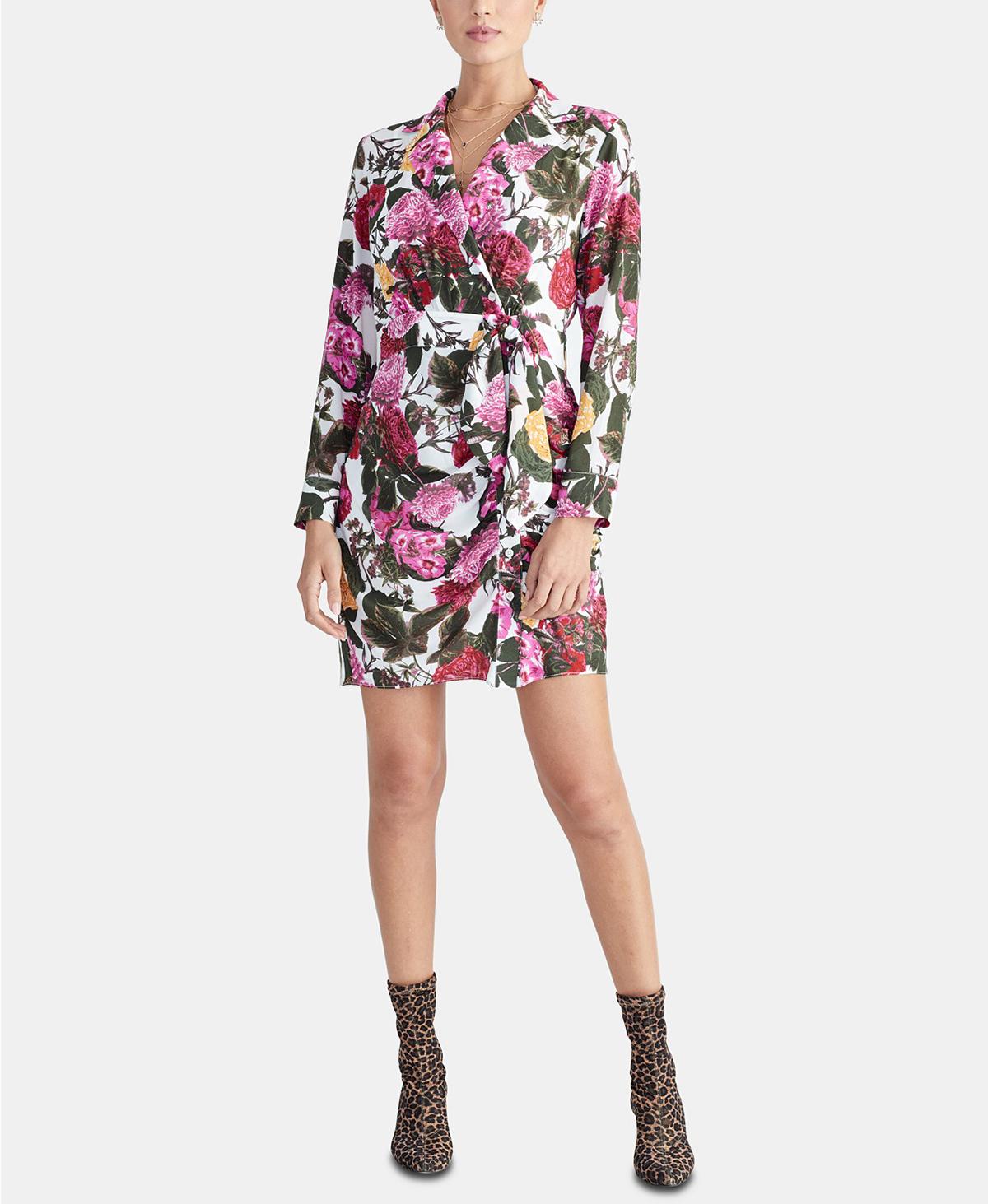 floral-shirtdress