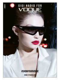 25e3016a6 Gigi Hadid's Spring 2019 Vogue Eyewear Collection and Campaign Are Inspired  by NYC