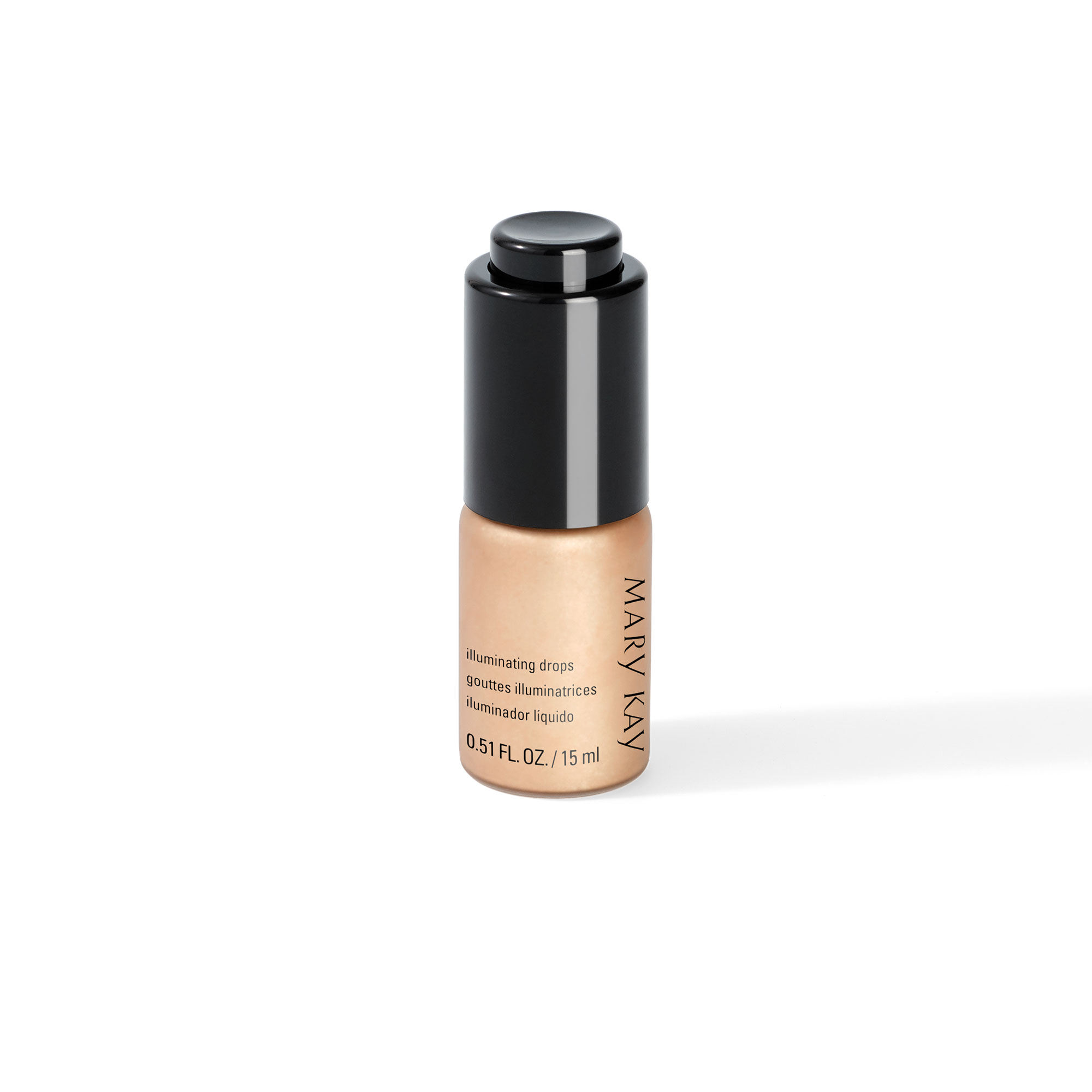 Mary Kay Illuminating Drops The Best New Beauty Products of 2019 - Drop a bit of this lightweight liquified shimmer (available in bronze, rose gold and champagne shades) into your foundation for an all-over glow or dab it onto the high points of the face (think: cheekbone, nose, brow bone, etc.) for a subtle radiance. $22, marykay.com