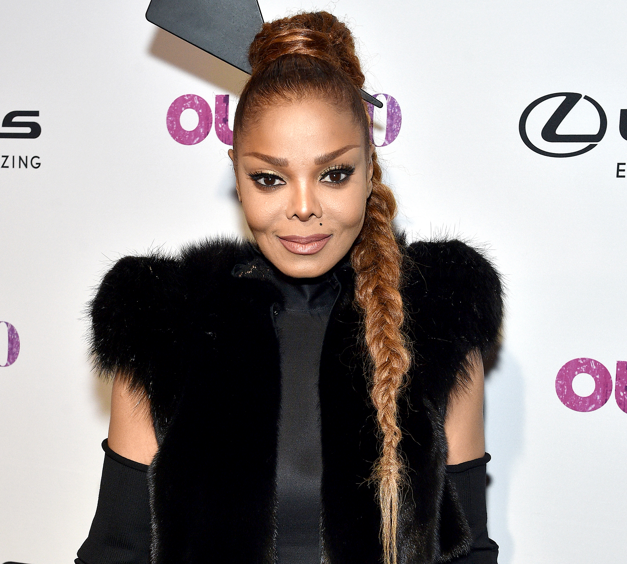 janet-jackson-pregnant - First-time mom at 50! Jackson announced that she was expecting in April 2016, and her son, Eissa, arrived in January 2017 .