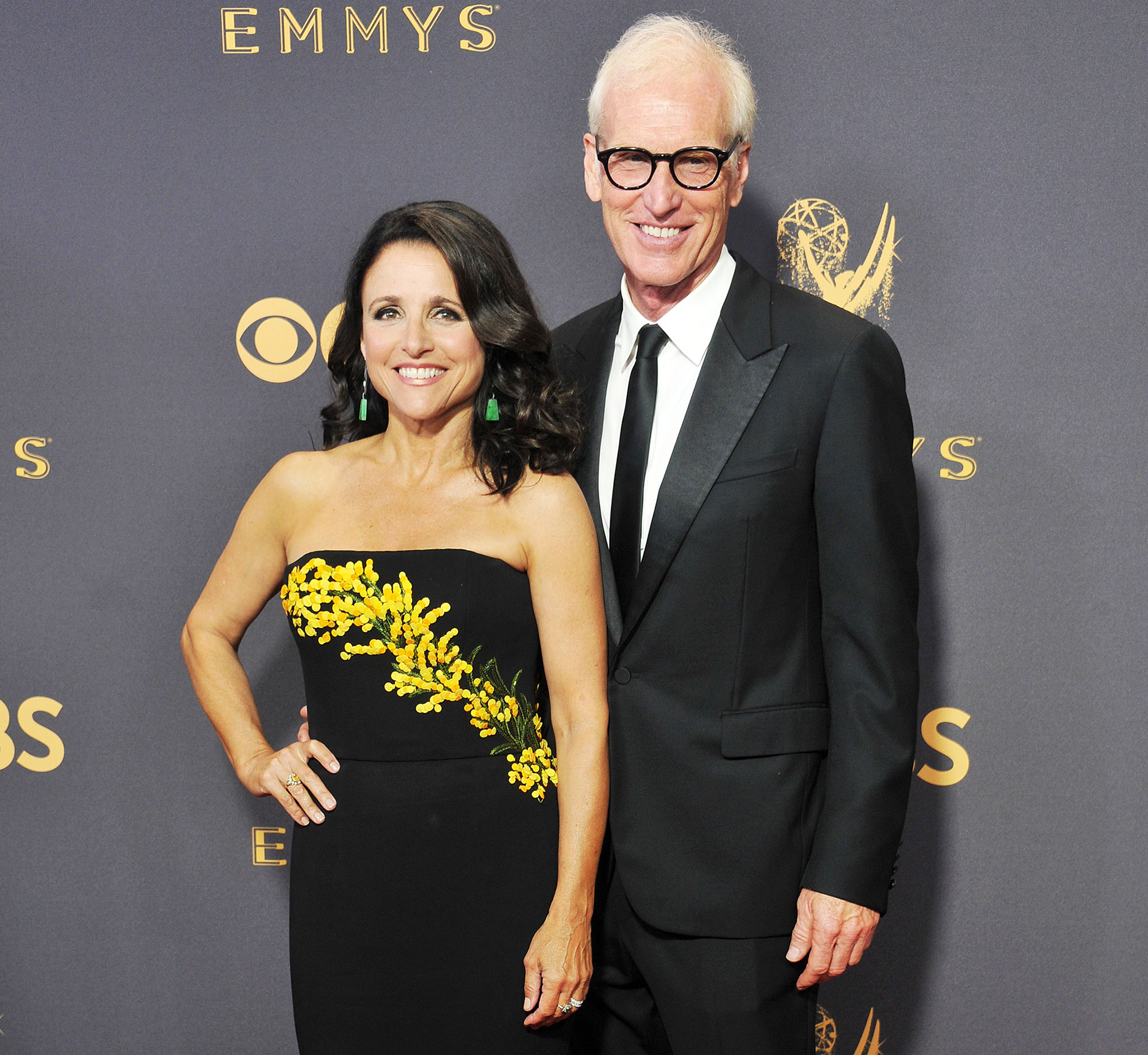 Julia Louis Dreyfus Cancer Husband Opens Up Life Permanent Condition