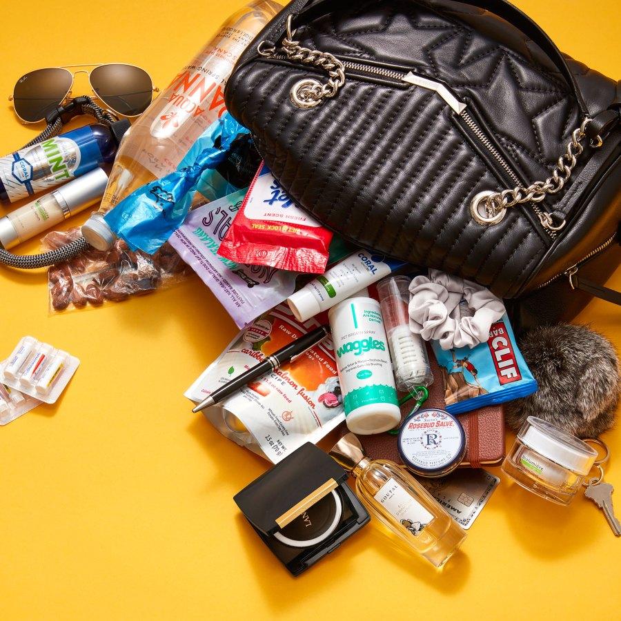 Nicollette Sheridan: What's in My Bag?