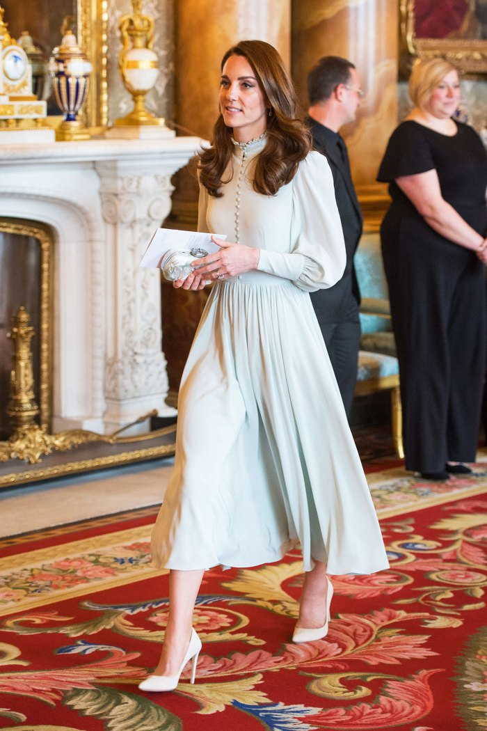 Kate Middleton Follows in The Queen's Footsteps, Uses Private Dressmaker