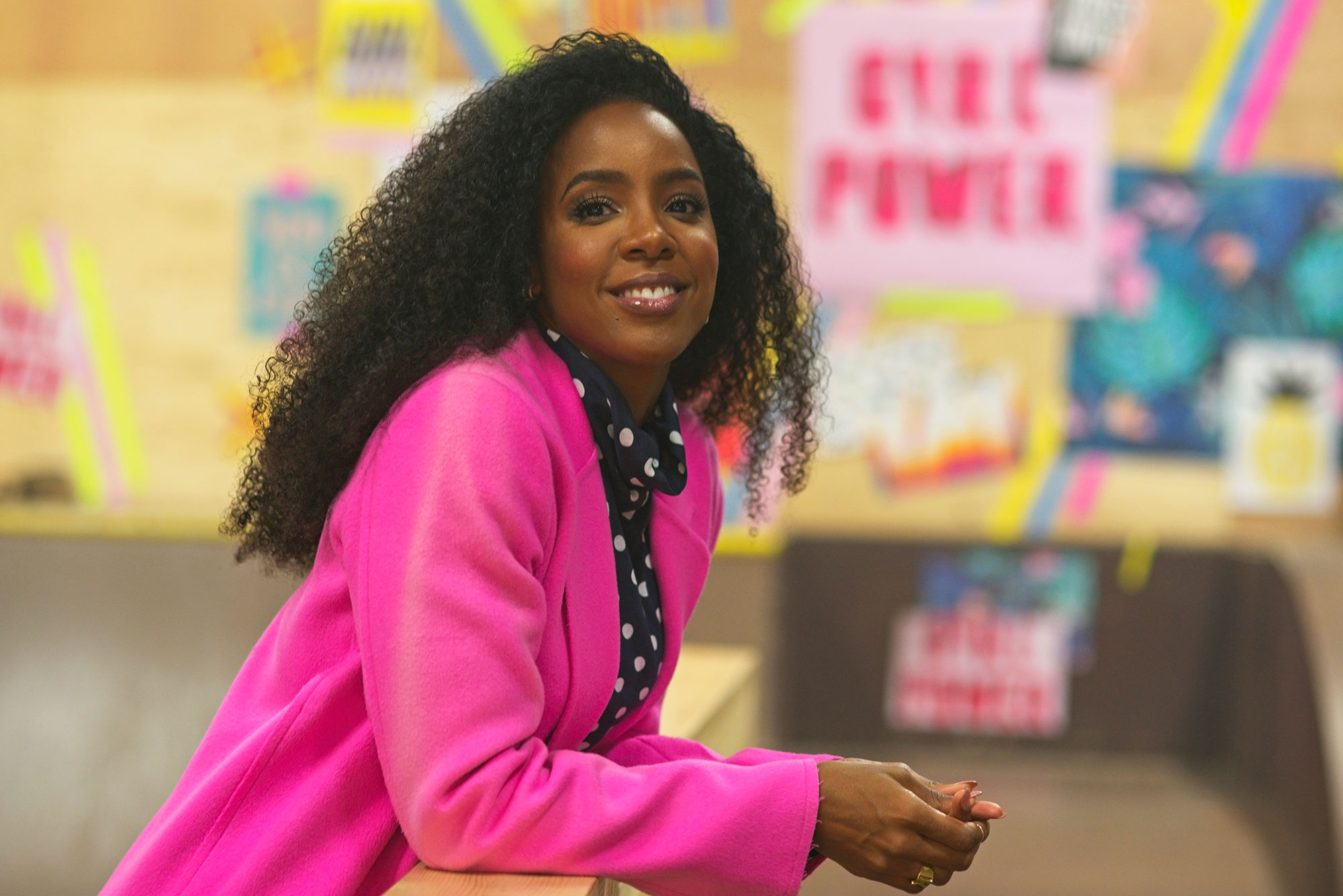 Kelly Rowland Shares Her top Favorite Hairstyles From Destiny's Child to Her Solo Career - Kelly Rowland