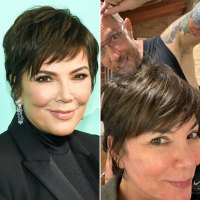 Kris Jenner Tops Our No-Makeup Celeb List in Fresh-Faced Selfie